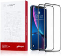 Deals List: 2-pack AINOPE iPhone XR/11 Tempered Glass Screen Protectors