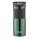 Deals List: Contigo SNAPSEAL Byron Vacuum-Insulated Stainless Steel Travel Mug, 20 oz., Grayed Jade