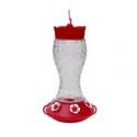 Deals List: Garden Treasures Glass Hummingbird Feeder HB-0812C1