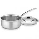 Deals List: Cuisinart MCP19-16N MultiClad Pro SS 1-1/2-Quart Saucepan