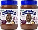 Deals List: Peanut Butter & Co. Dark Chocolatey Dreams Peanut Butter, Non-GMO Project Verified, Gluten Free, Vegan, 16 Ounce (Pack of 2)