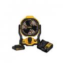 Deals List: DEWALT 20-Volt Max Jobsite Fan Kit w/1.5 Ah Battery and Charger
