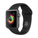 Deals List: Apple Watch Series 3 GPS - 38mm - Sport Band - Aluminum Case