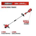 Deals List: Snapper 16 in. 58-Volt Lithium-Ion Battery Straight Shaft String Trimmer (Battery Included)
