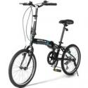 Deals List: Goplus 20-inch 7-Speed Folding Bicycle Bike