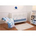Deals List: Pinwheel Safari Garden Boy 5pc Crib Bedding Set