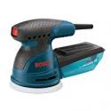 Deals List: Bosch ROS20VSK Palm Sander - 2.5 Amp 5 in. Corded Variable Speed Random Orbital Sander/Polisher Kit with Dust Collector and Hard Carrying Case