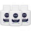 Deals List: NIVEA Men Sensitive Post Shave Balm - Soothes and Moisturizes Skin After Shaving - 3.3 fl. oz. Bottle (Pack of 3)