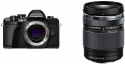 Deals List: Olympus OM-D E-M10 Mark III Camera Body (Black), Wi-Fi Enabled, 4K Video with 14-150mm F4.0-5.6 II Lens