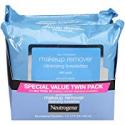 Deals List: 2-Pk Neutrogena Makeup Remover Cleansing Towelettes 25-Ct