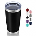 Deals List: Domicare 20oz Stainless Steel Tumbler with Lid
