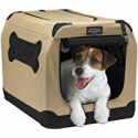 Deals List: Petnation Port-A-Crate Indoor and Outdoor Home for Pets