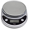 Deals List: Ozeri ZK14-S Pronto Digital Multifunction Kitchen and Food Scale, Elegant Black, 8.25