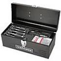 "Deals List: Craftsman 130-Piece Mechanics' Tool Set & 16"" Metal Toolbox"