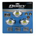 Deals List: Dorcy 150 Lumen COB LED Headlight Combo Pack