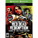 Deals List: Red Dead Redemption: Game of the Year Edition Xbox One & 360