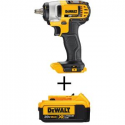 Deals List: DEWALT 20-Volt MAX Li-Ion Cordless 3/8 in. Impact Wrench w/Battery