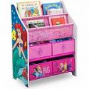Deals List: Disney Princess Book & Toy Organizer