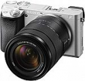 Deals List: Sony a6300 Mirrorless Digital Camera (Silver) with 18-135mm Lens