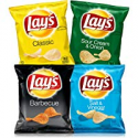 Deals List: Lays Potato Chips Variety Pack 1 oz Bags, 40 Count