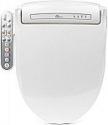 Deals List: BioBidet Prestige BB-800 White Bidet Toilet Seat, Adjustable Warm Water, Self Cleaning, Side Panel, Posterior Feminine and Vortex Wash, Electric Bidet, 3 in 1 Nozzle, Power Save Mode