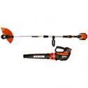 Deals List: WORX WG926 56V 13-in Cordless String Trimmer/Edger & Blower