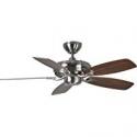 Deals List: Monte Carlo 5DM44BS Ceiling Fans Designer Max II 44-in Blades