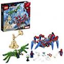 Deals List: LEGO Super Heroes Spider-Man's Spider Crawler 76114