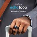 Deals List: Introducing Echo Loop - Smart ring with Alexa