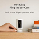 Deals List: Introducing Ring Indoor Cam, Compact Plug-In HD security camera with two-way talk, White, Works with Alexa