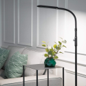 Deals List: AUKEY LED Floor Lamp 12W with 20 Dimmable Brightness Levels and 3 Colour Temperatures, Metal Knob Control, Flexible Gooseneck for Working, Reading and Relaxing