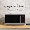 Deals List: Introducing Amazon Smart Oven, a Certified for Humans device - 4-in-1 convection oven, microwave, air fryer, and food warmer, plus Echo Dot