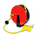 Deals List: REELWORKS PRO Mini Extension Cord Reel Retractable Cable