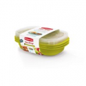 Deals List: Rubbermaid TakeAlongs Sandwich Food Storage Containers, 3.7 Cup, 3 Pack