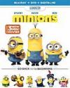 Deals List: Minions [Blu-ray + DVD + Digital]