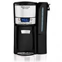Deals List: Hamilton Beach 12-Cup Coffee Maker, Programmable BrewStation Dispensing Coffee Machine (47900)