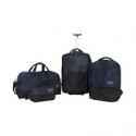 Deals List: Kenneth Cole Reaction Chromma 4-Piece Luggage Set