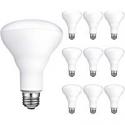 Deals List: 10-Pack Hykolity Flood Light Bulb BR30 LED Bulb 3000K