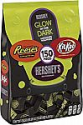 Deals List: HERSHEY'S Halloween Candy Variety Mix, Pumpkin Bowl for Halloween Decorations, (REESE'S, KIT KAT, WHOPPERS, JOLLY RANCHER), 37.4 oz