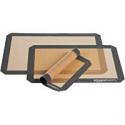 Deals List: AmazonBasics Silicone Baking Mat Sheet, Set of 3