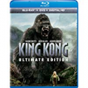 Deals List: King Kong Ultimate Edition Blu-ray + Digital