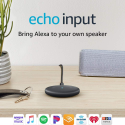 Deals List: Echo Input – Bring Alexa to your own speaker- Black