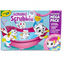 Deals List: Crayola Scribble Scrubbie, Color & Wash Toy, Collectible Gift for Kids, Tub Playset