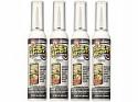 Deals List: Flex Seal Flex Shot 8oz Thick Rubber Adhesive Sealant (4-Pack)