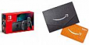 Deals List: Nintendo Switch with Neon Blue and Neon Red Joy‑Con - HAC-001(-01) with $25 Amazon.com Gift Card