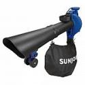 Deals List: Sun Joe SBJ606E 14AMP 250MPH 4-in-1 Electric Blower, Vacuum, Mulcher & Gutter Cleaner