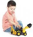 Deals List: Bruder Toys JCB Midi CX Loader Backhoe
