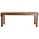 Deals List: Home Decorators Collection Fields Weathered Dining Table