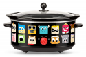 Deals List: Disney DPX-7 Pixar Slow Cooker, 7 quart, Black