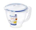 Deals List: LOCK & LOCK HPL982 Easy Essentials Specialty Cup, 1-Liter Measuring Bowl 1L / 34oz, 1 Liter, Natural
